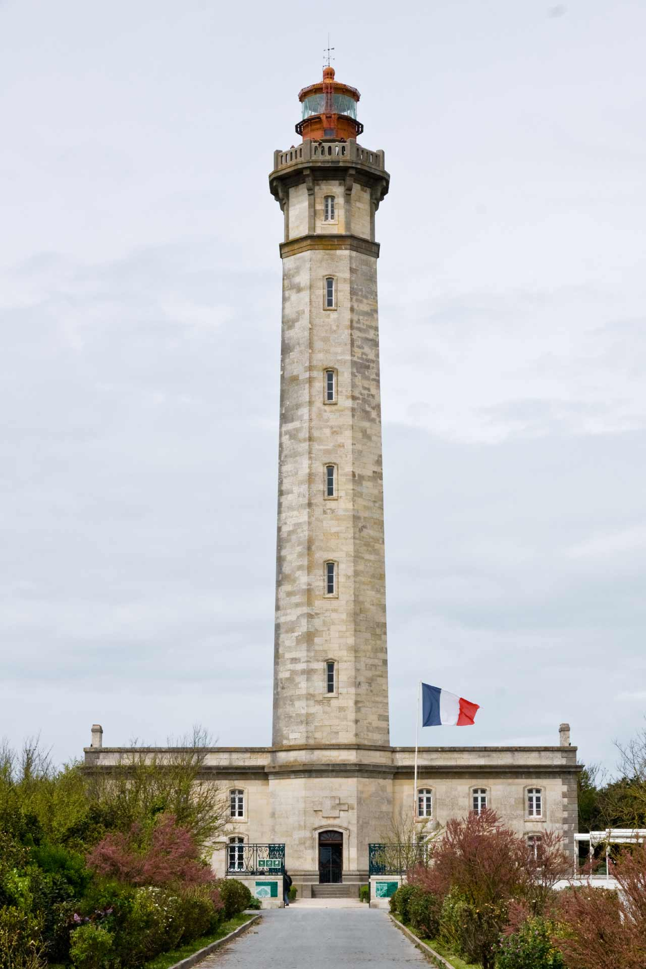 Le phare des baleines et le musée du phare