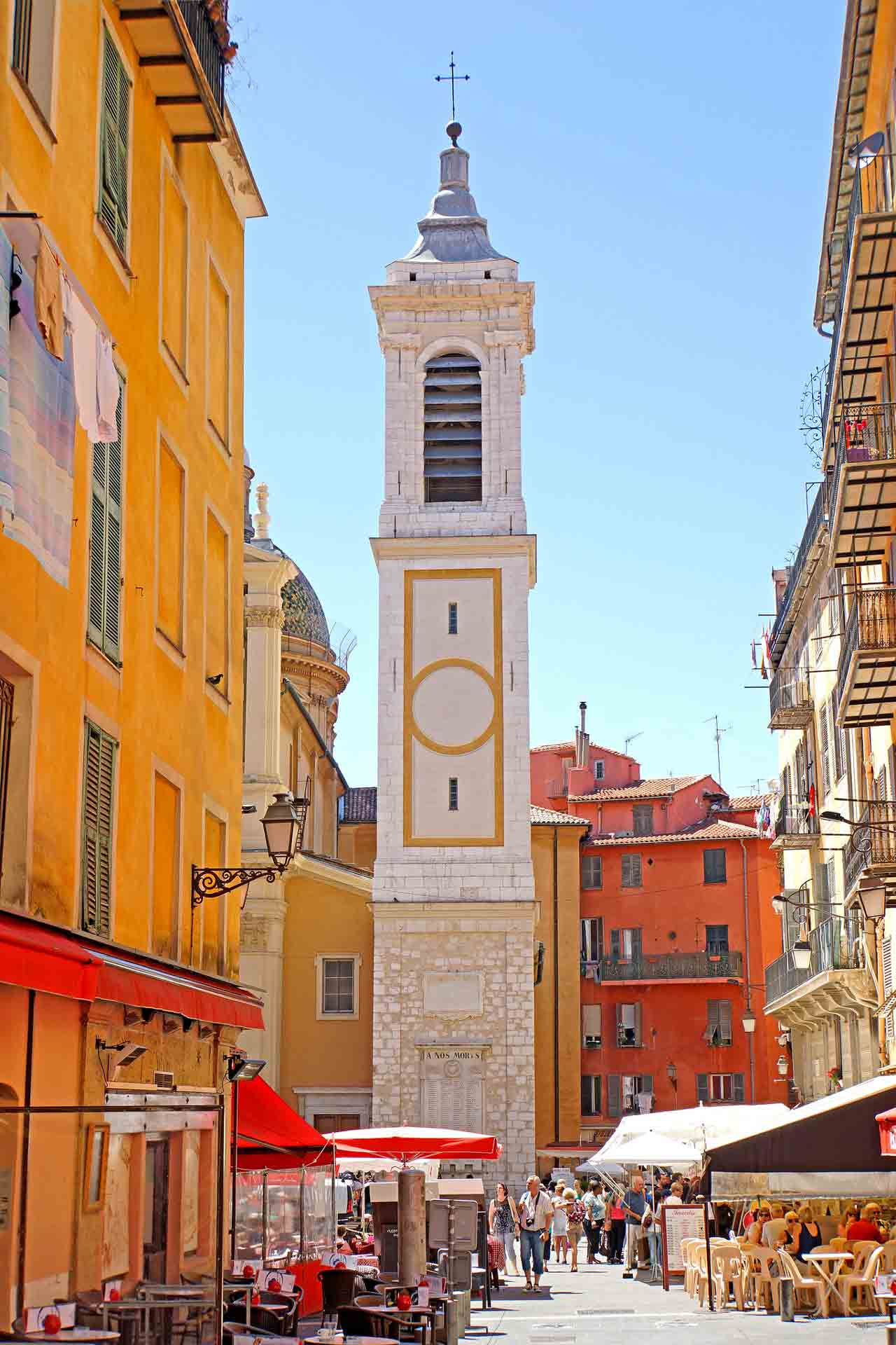 Place Rossetti, Nice