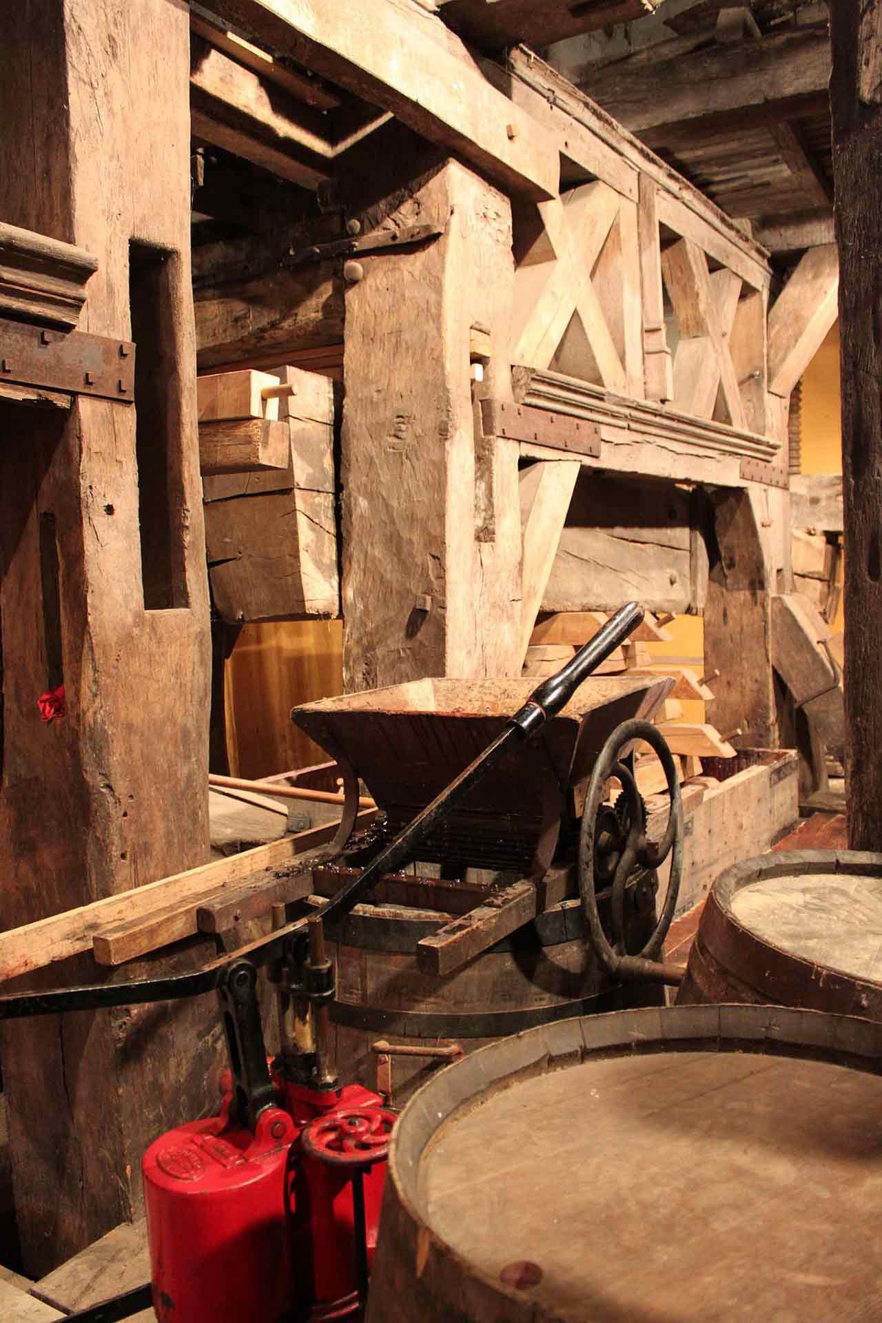 Pressoir des Ducs de Bourgogne