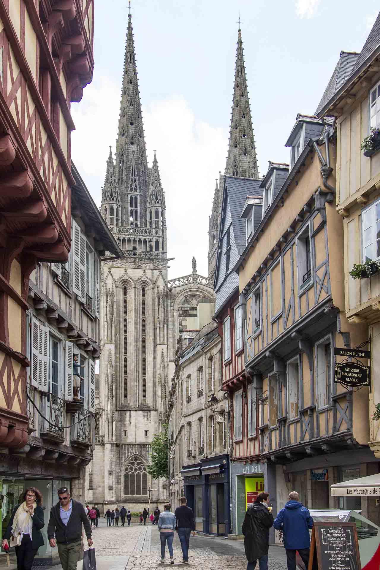 Cathédrale Saint-Corentin-Quimper
