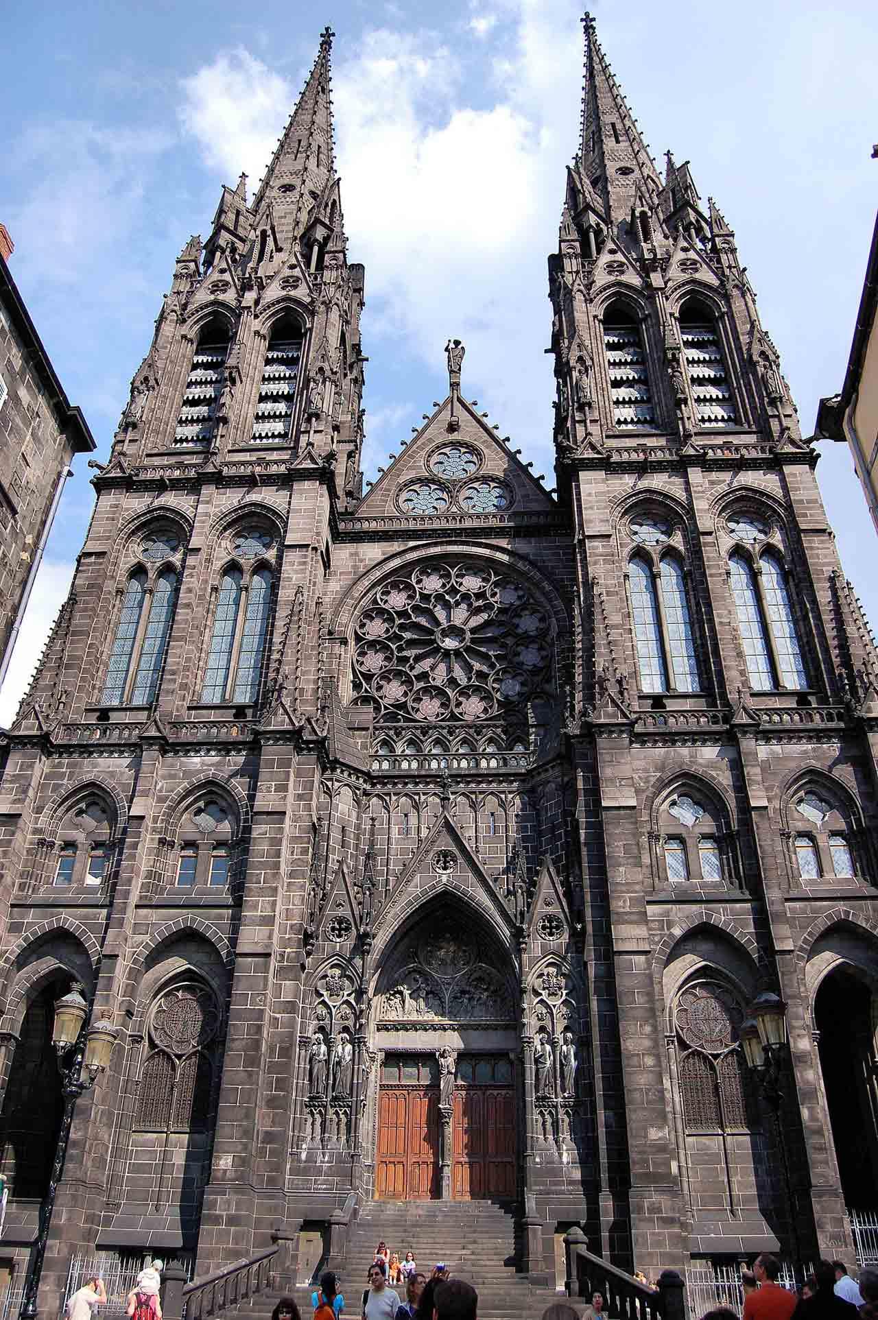 Cathédrale Notre-Dame de l'Assomption, Clermont-Ferrand