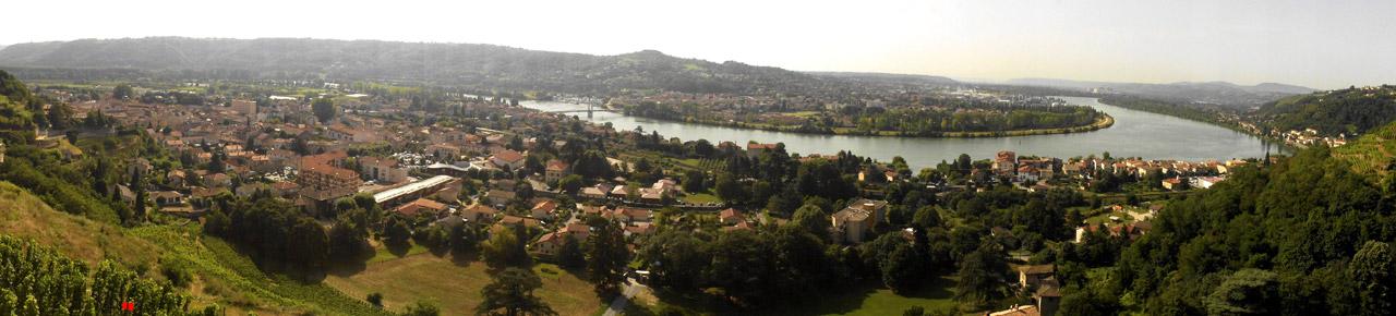 Croisière sur le Rhône et la Saône