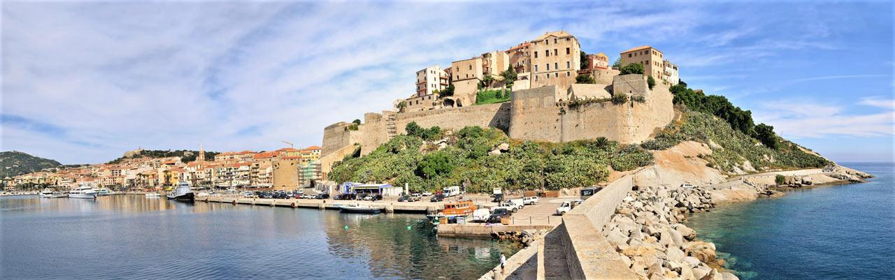 Le tour de Corse
