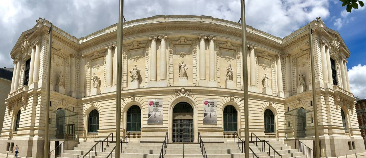 Le musée d'arts de Nantes
