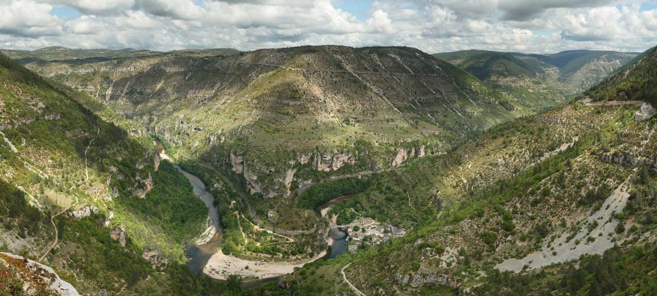 Les gorges du Tarn et de la Jonte