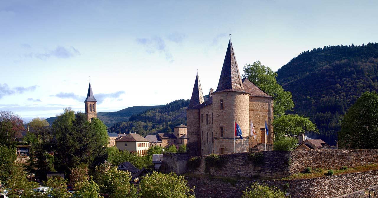 Le Château de Florac