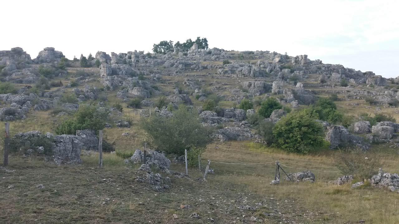 Le Chaos de Nîmes-le-vieux