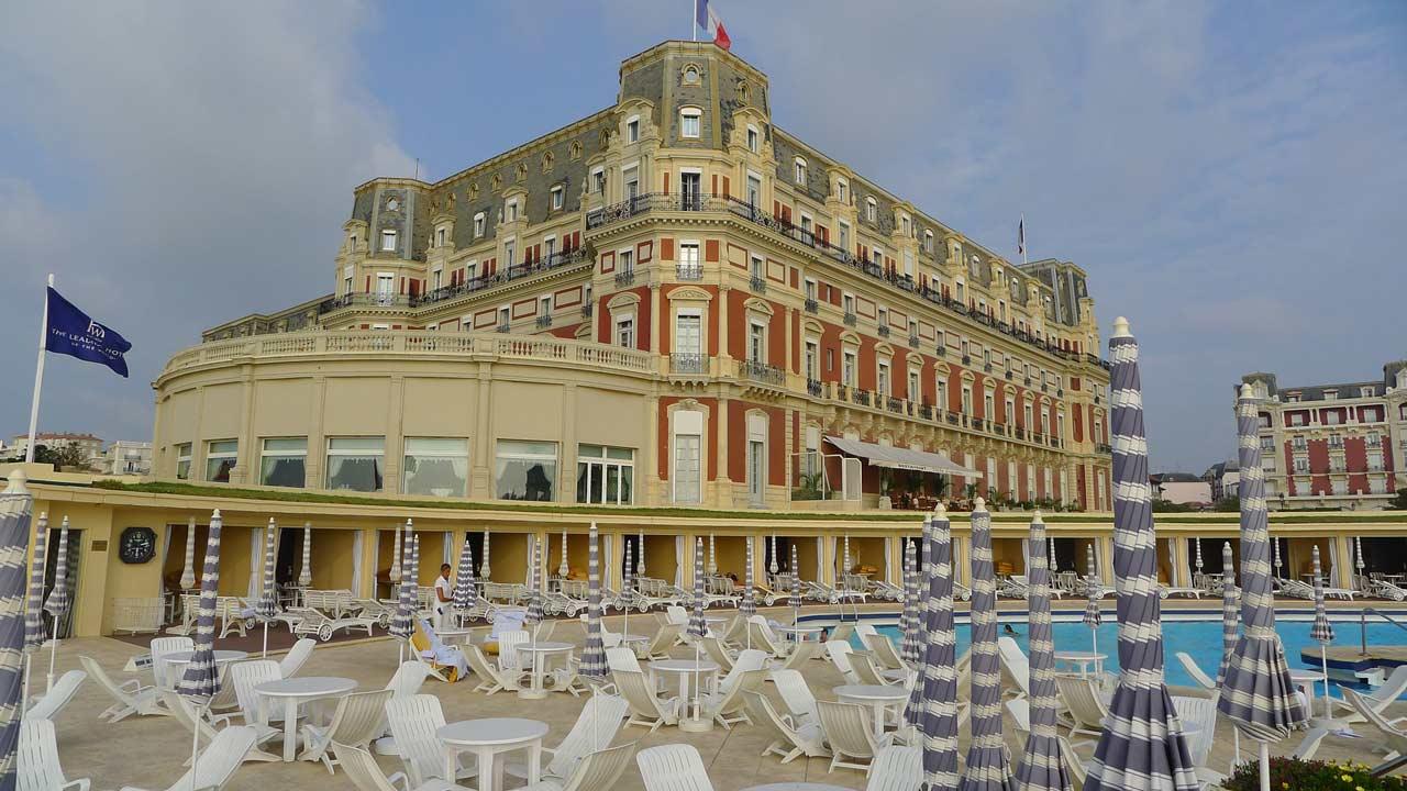 L'Hôtel du Palais, Biarritz