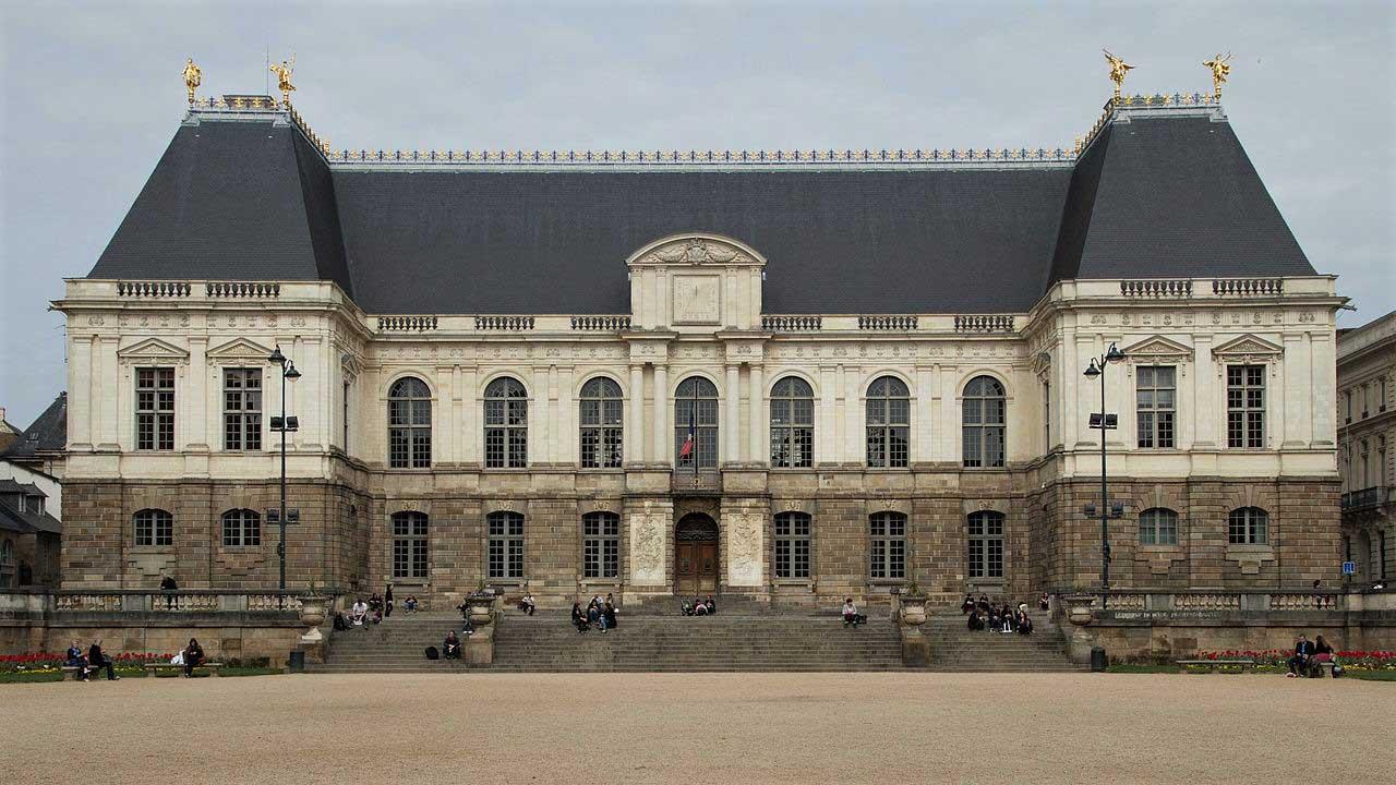 Palais du parlement de Bretagne
