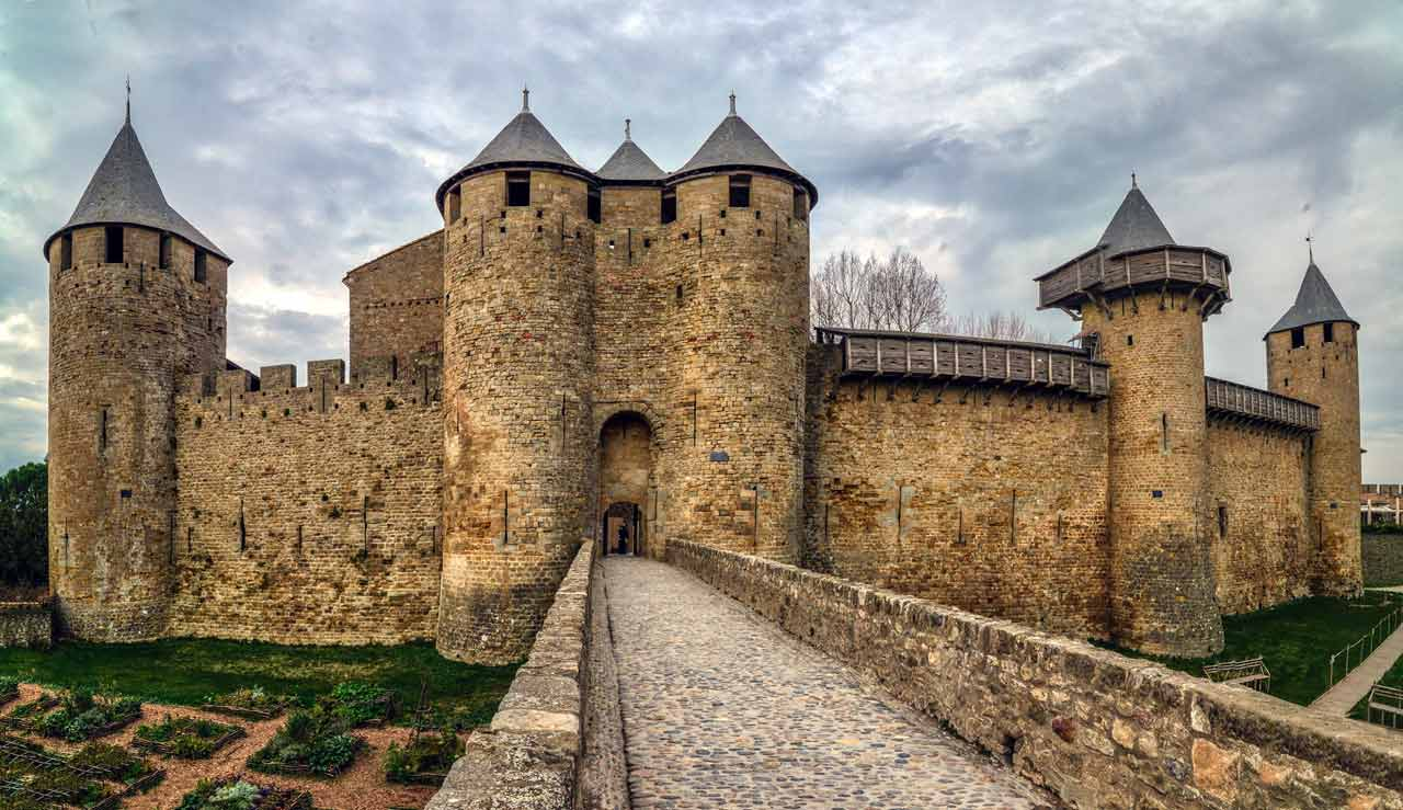 Carcassonne, Occitanie