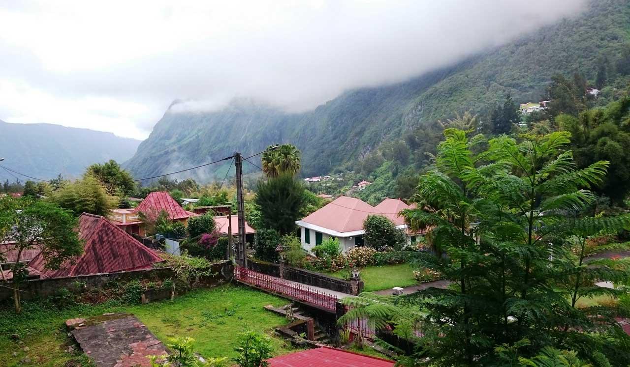 Hell-Bourg (la Réunion)