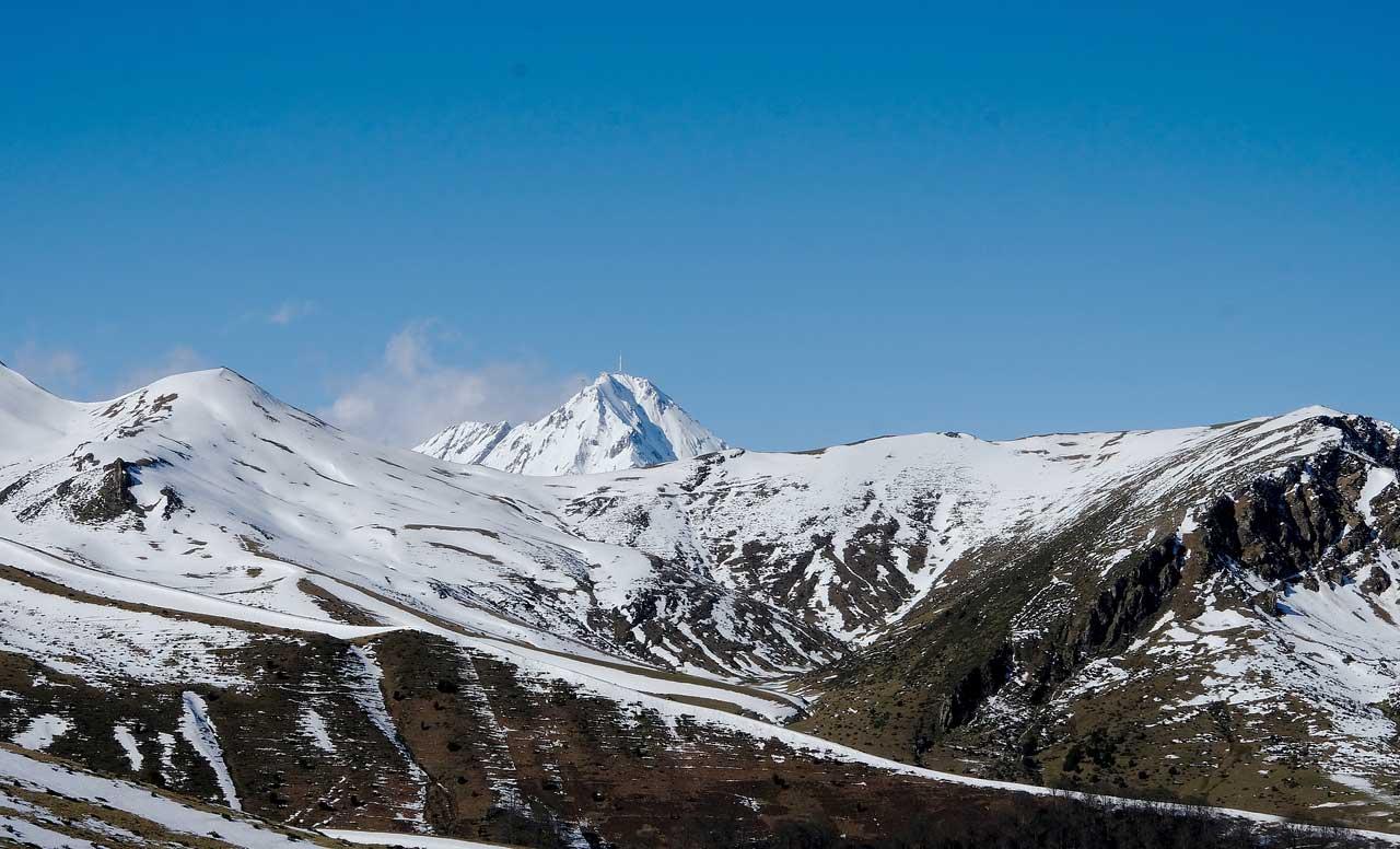 Les Pyrénées et le Sud Ouest de la France