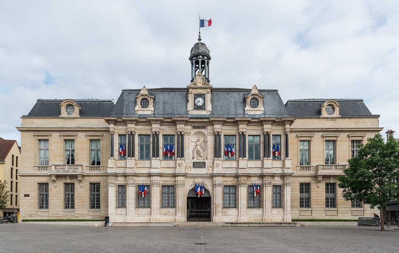 Vieille ville de Troyes