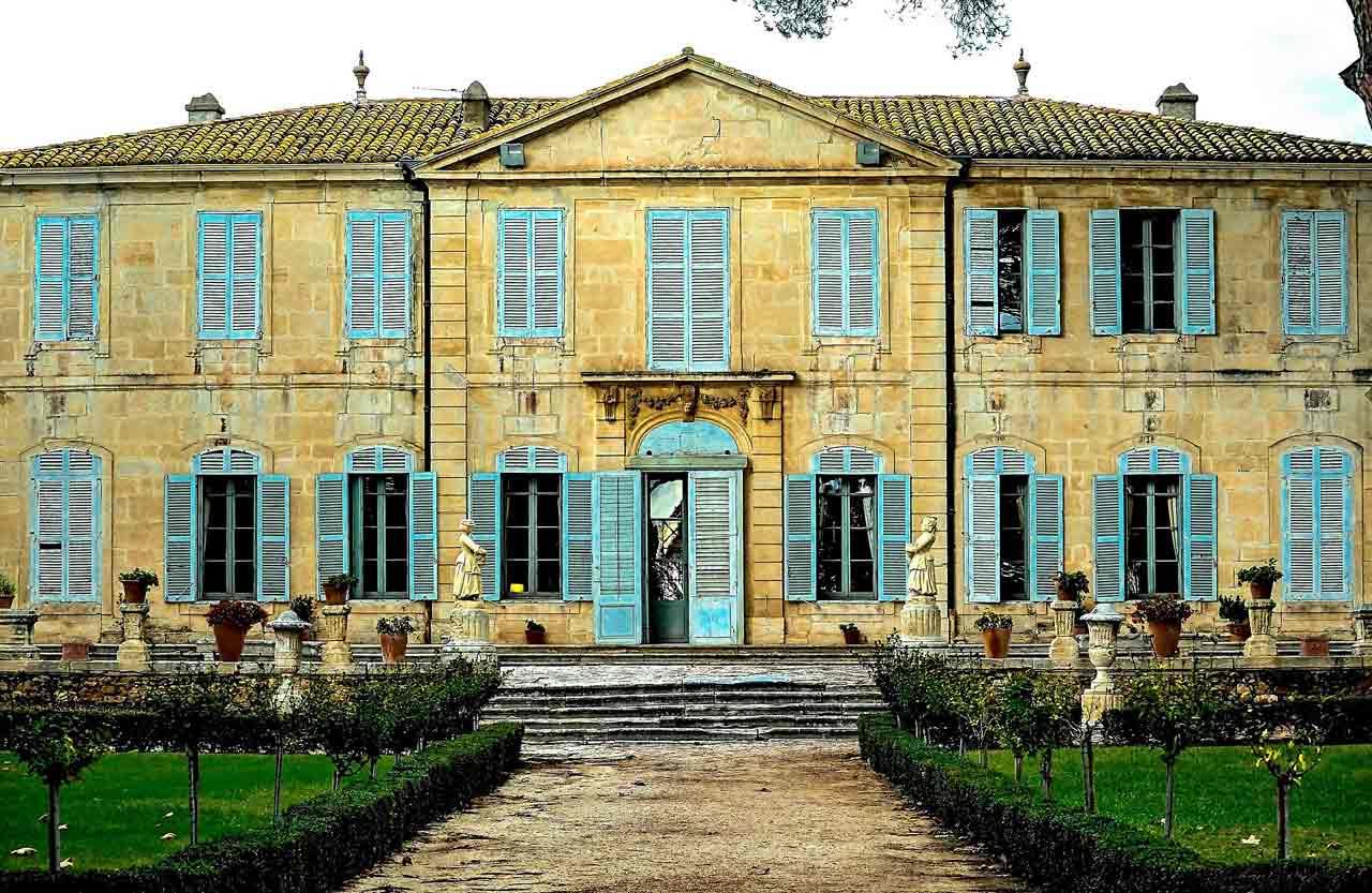 Château de la Mogère