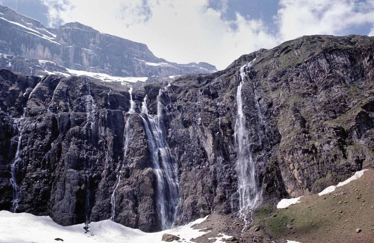 La Cascade de Gavarnie, Hautes-Pyrénées