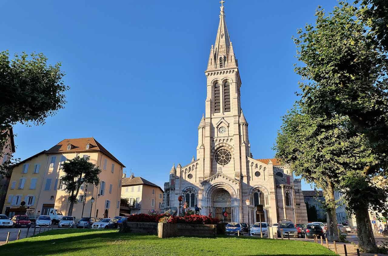 Cathédrale Notre-Dame-et-Saint-Arnoux