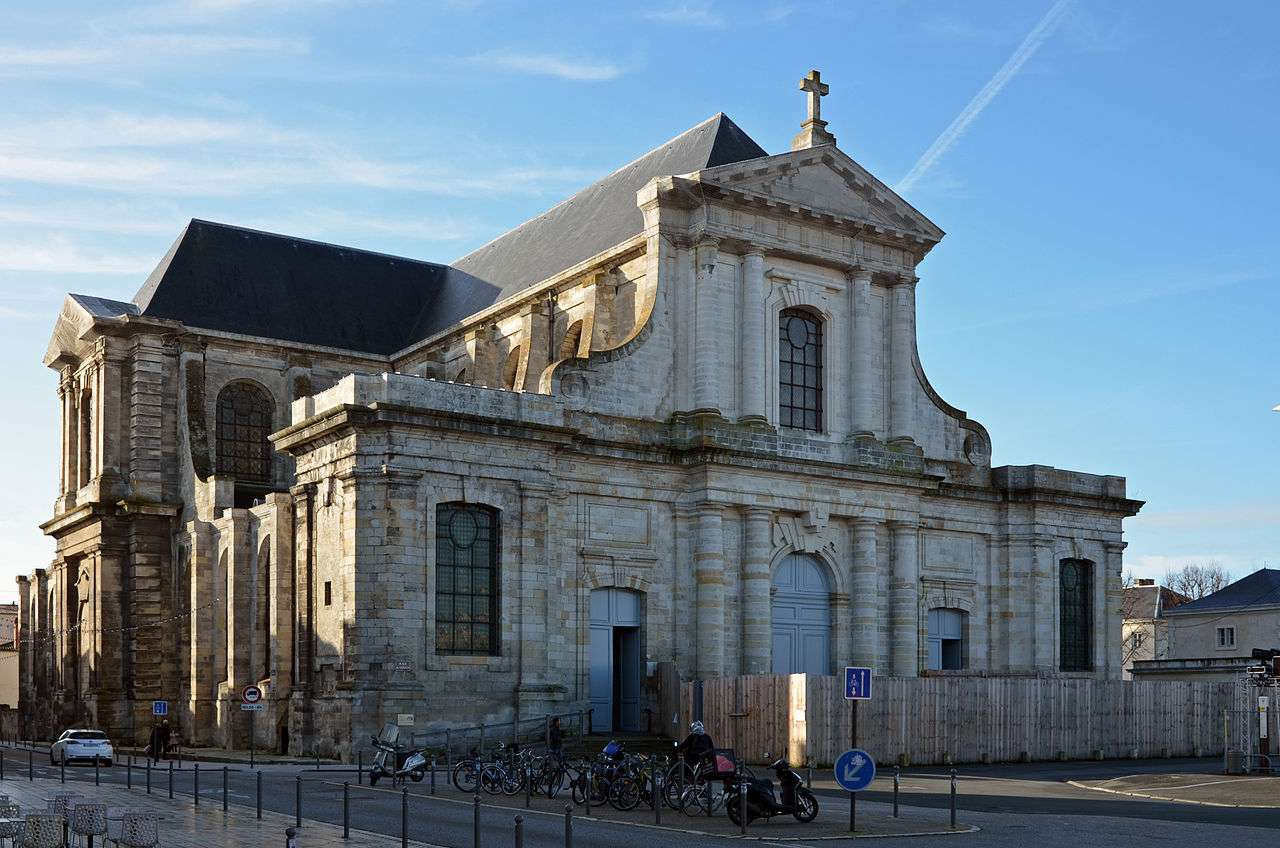 La cathédrale Saint-Louis