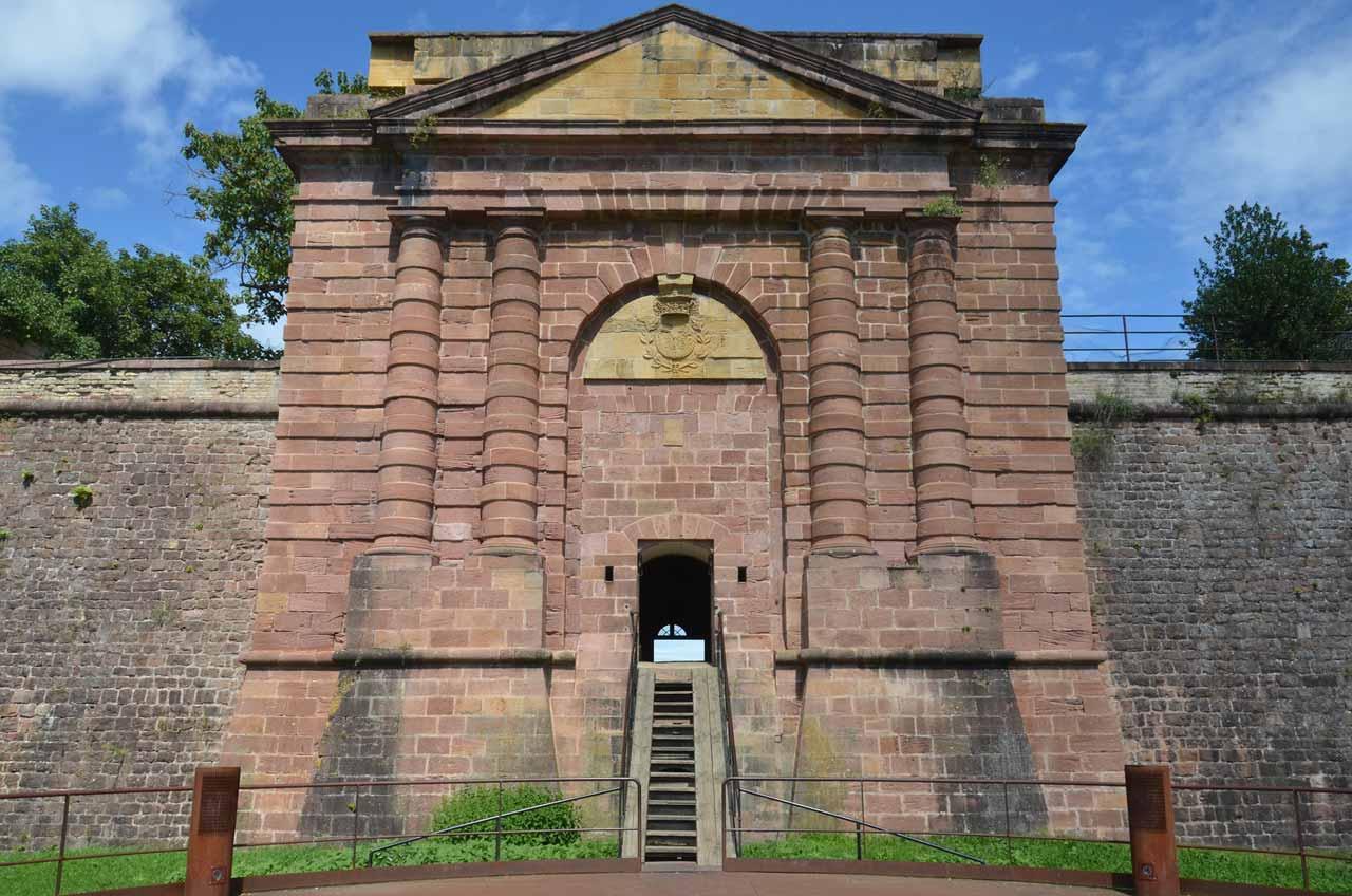 Porte de Brisach