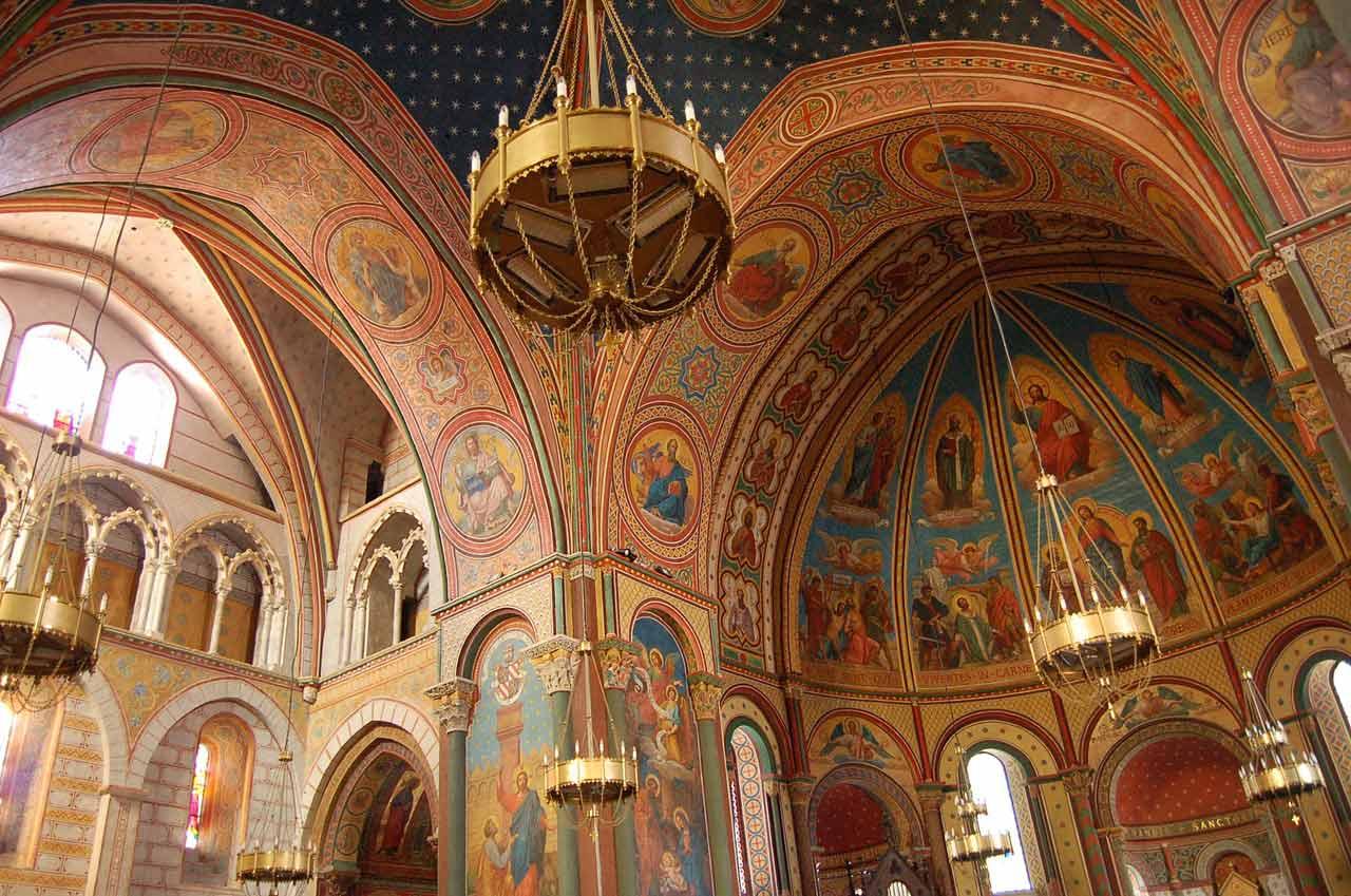 La Cathédrale Saint-Caprais d'Agen