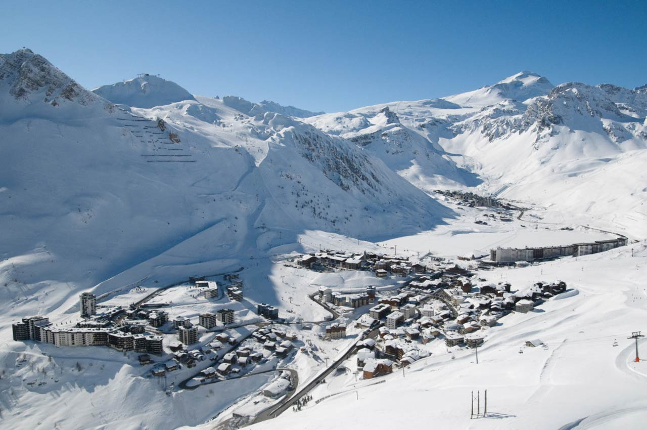 Bun-J-Ride à Tignes, Savoie