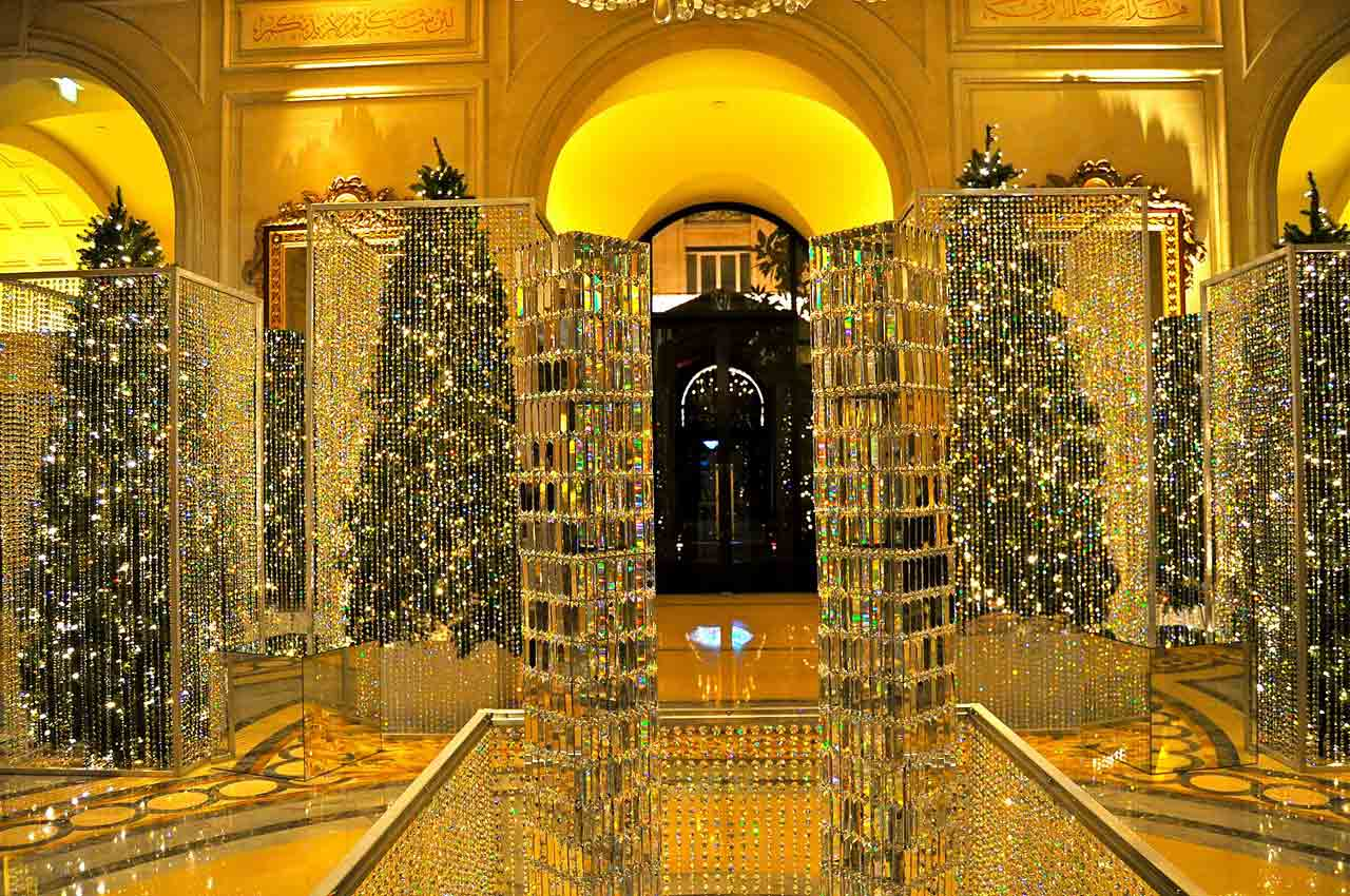 Le Four Seasons Hotel George-V, Paris