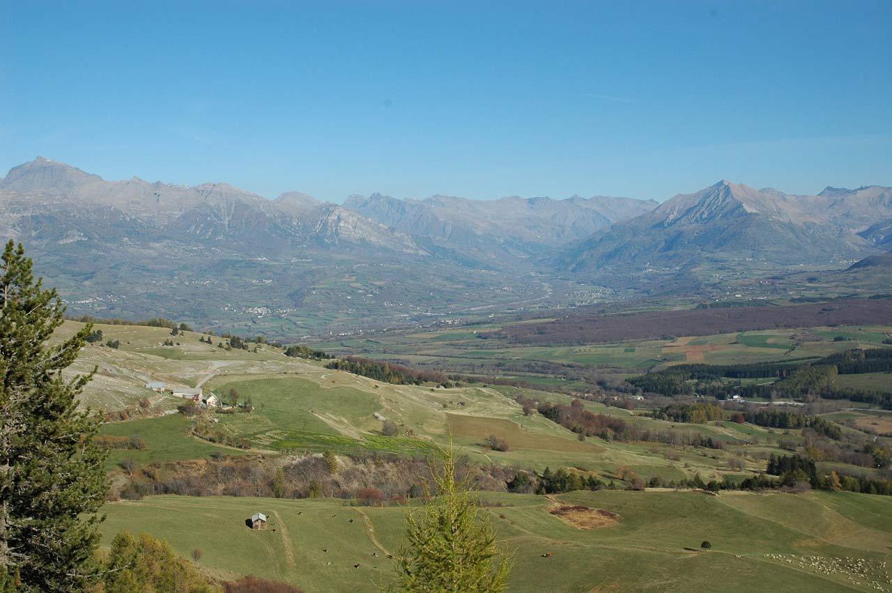 Les sept grandes vallées