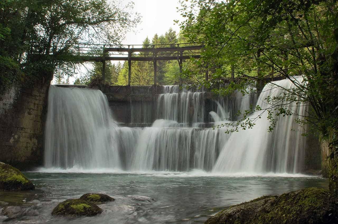 La vallée du Drouvenant