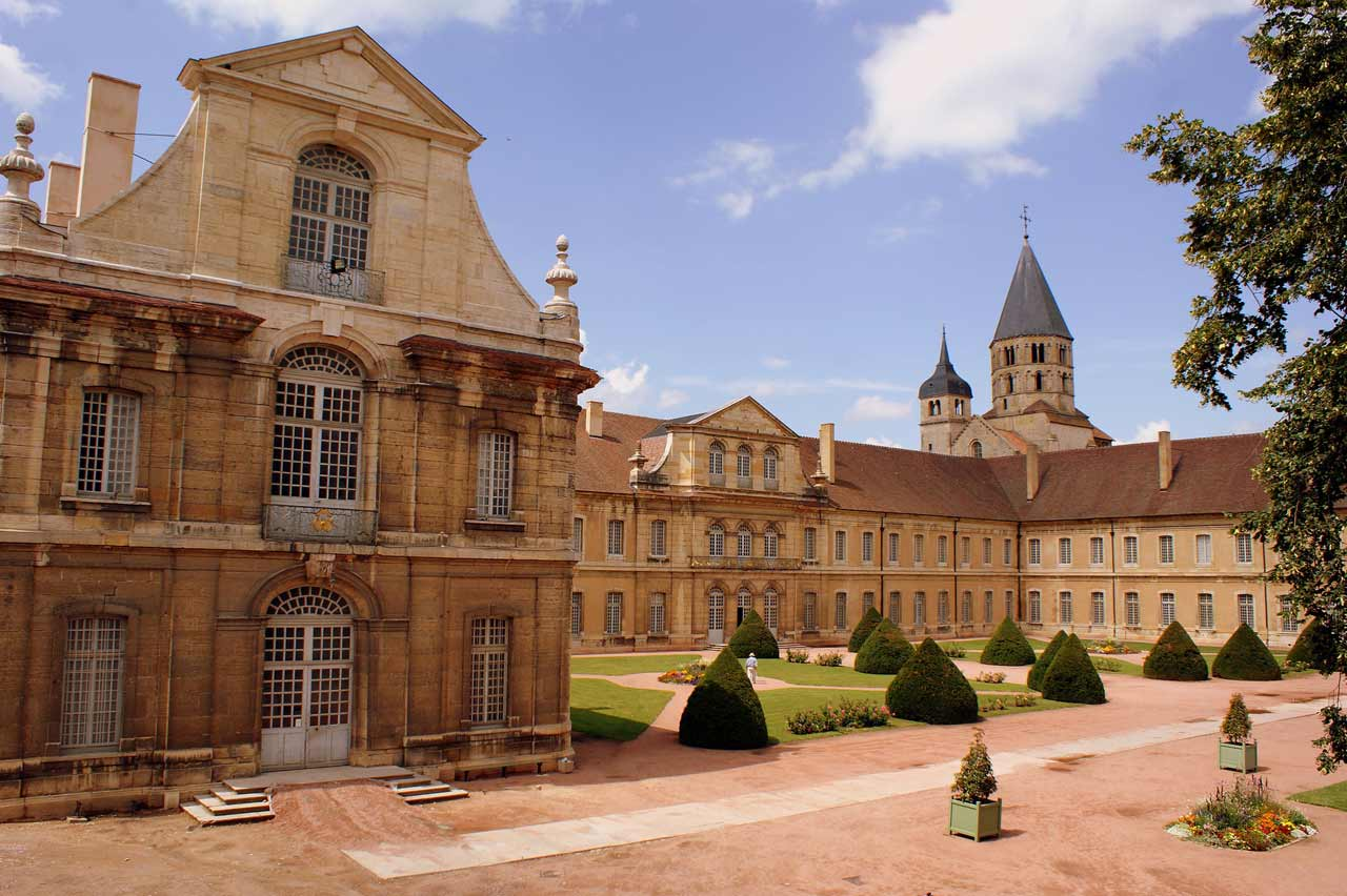 Centre Monuments Nationaux Abbaye de Cluny