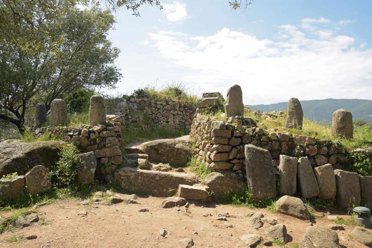 Le site archéologique de Filitosa