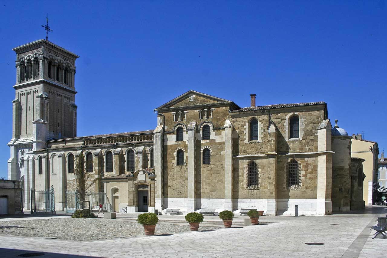 La Cathédrale Saint-Apollinaire