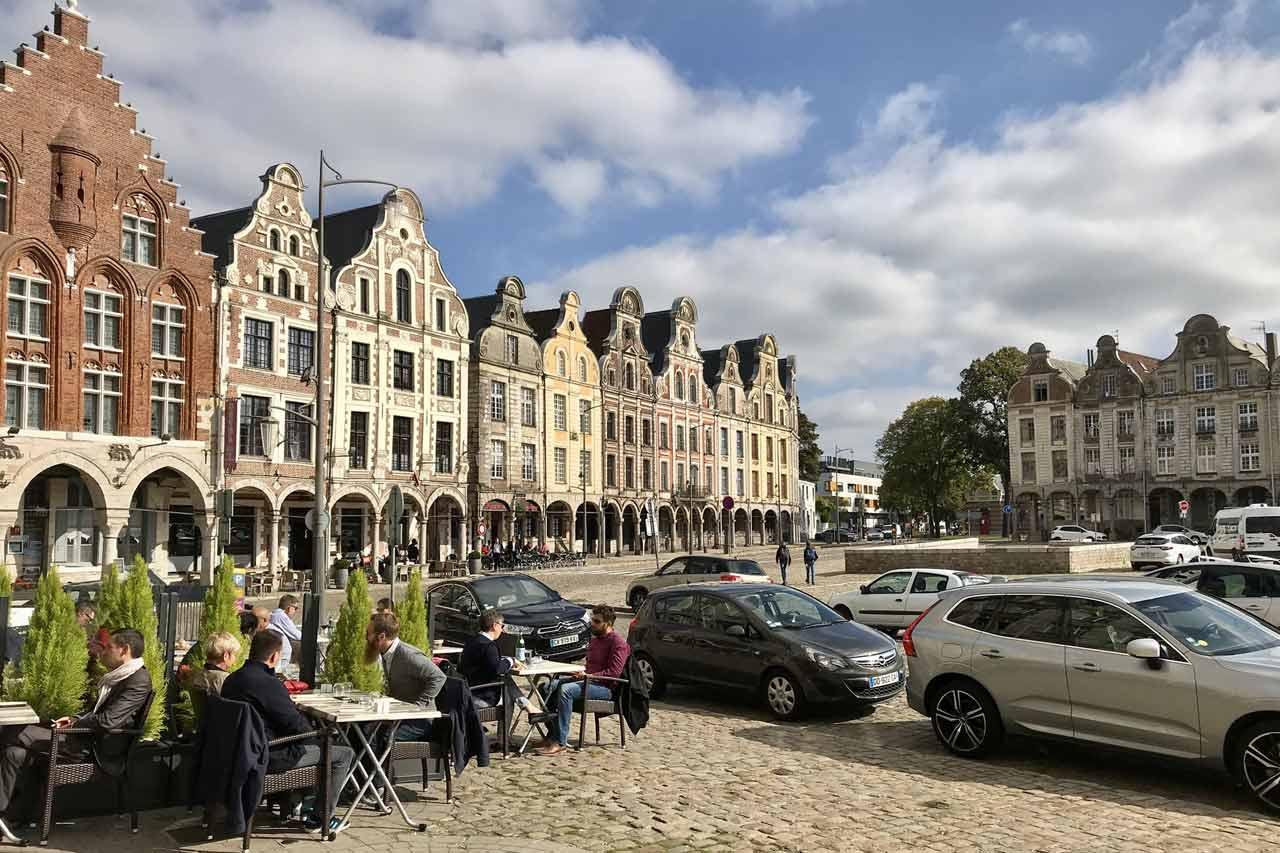 Arras Grande Place