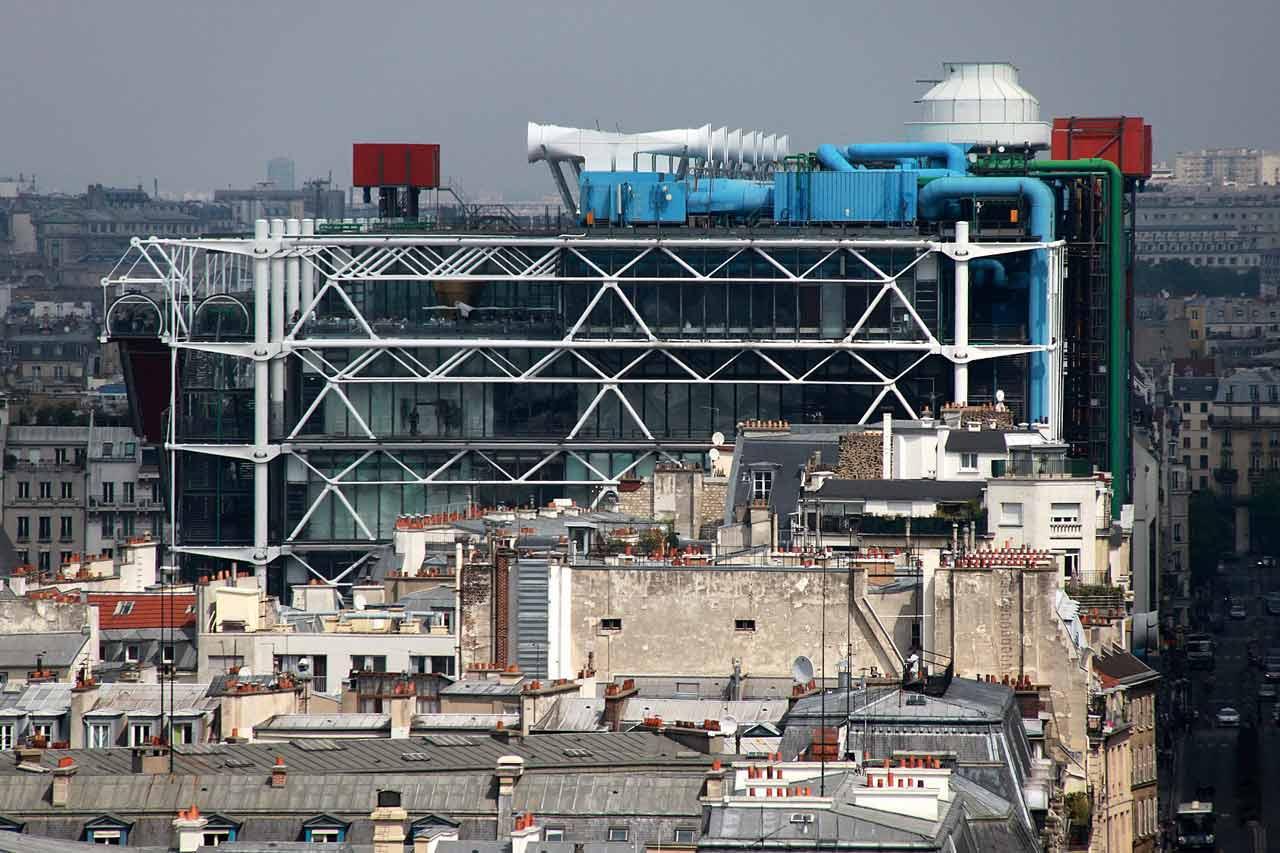 Le Centre National d'Art et de Culture Georges Pompidou