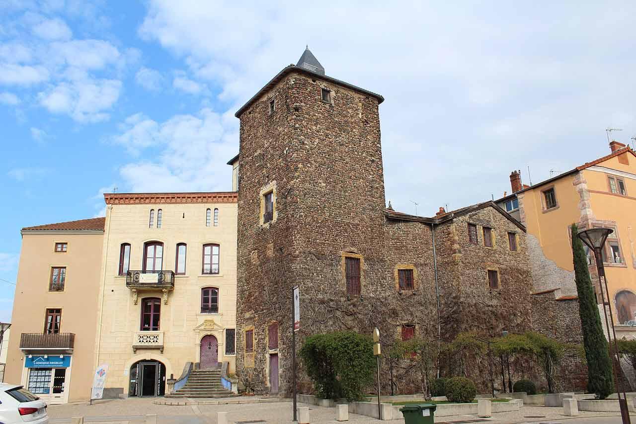 Château de Roanne