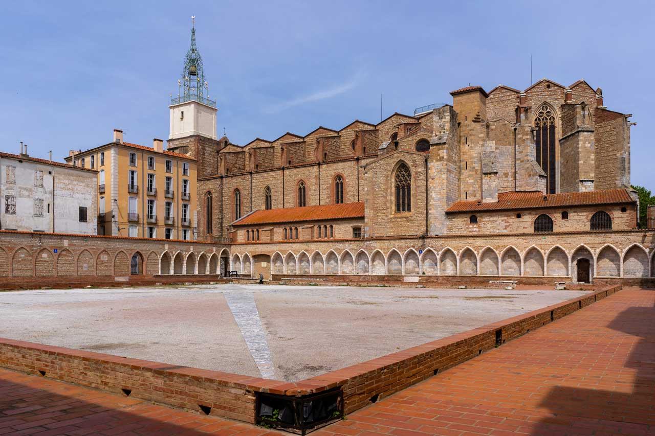 Cathédrale Saint Jean Baptiste-Perpignan