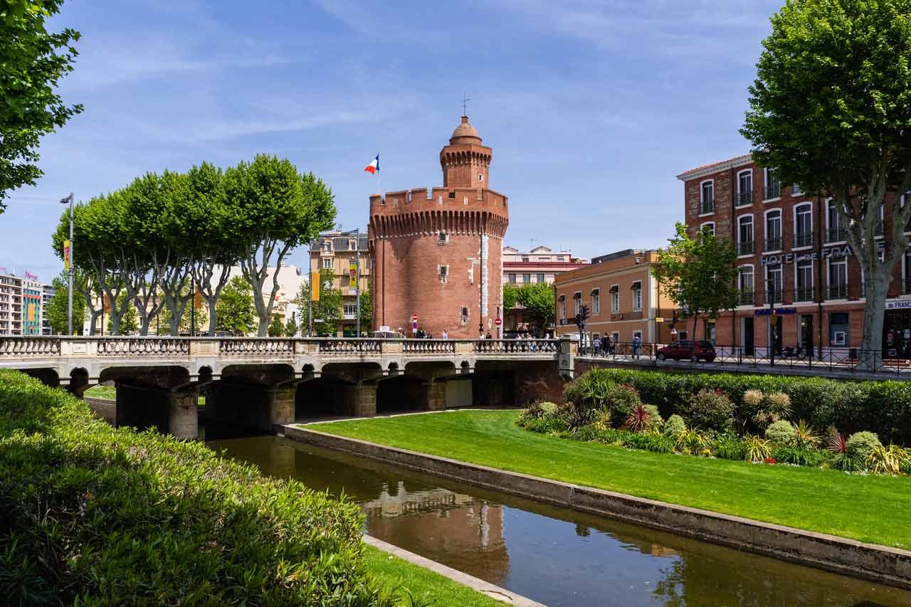 Le Castillet-Perpignan