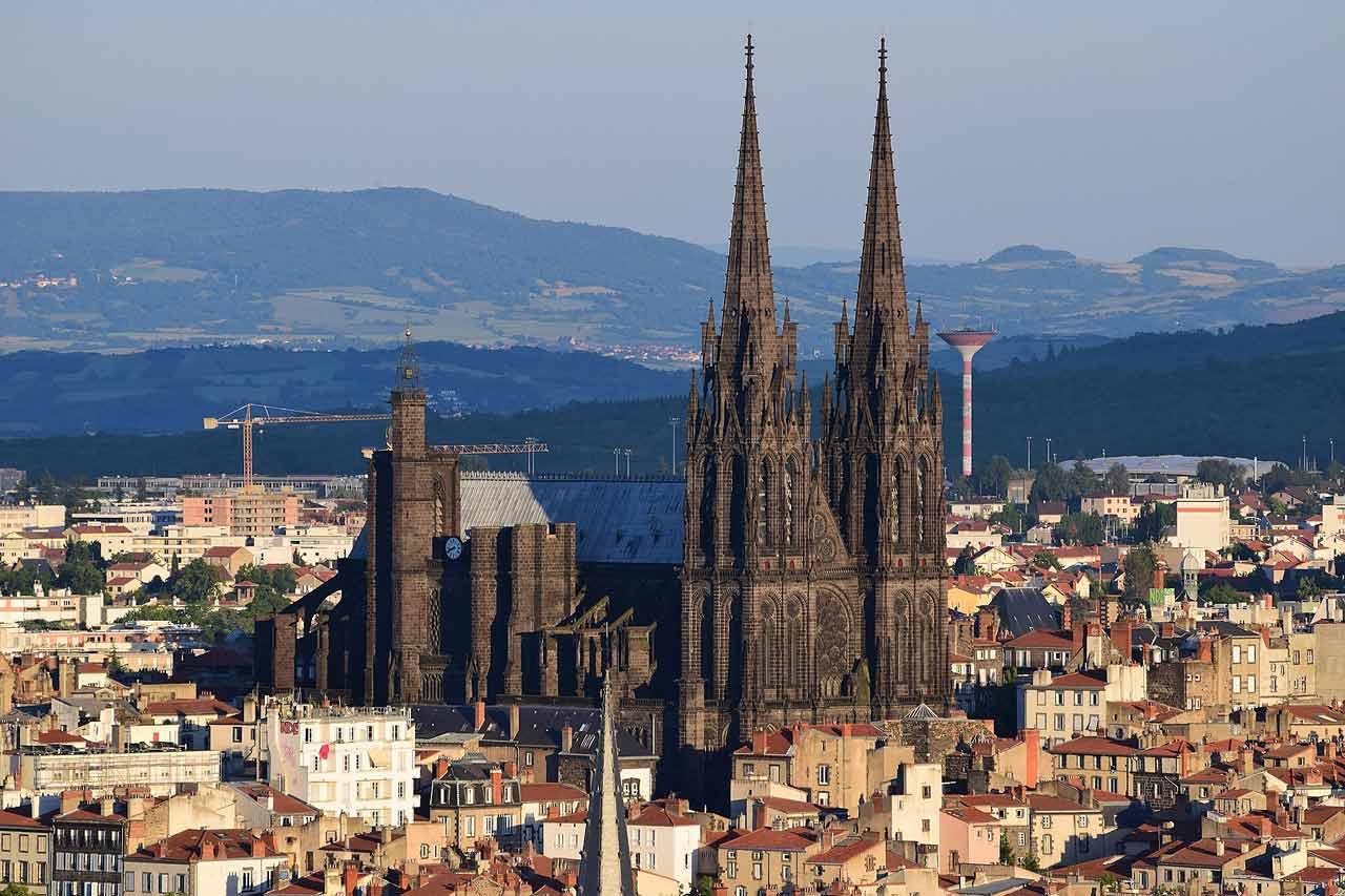 Cathédrale Notre-Dame de l'Assomption de Clermont-Ferrand