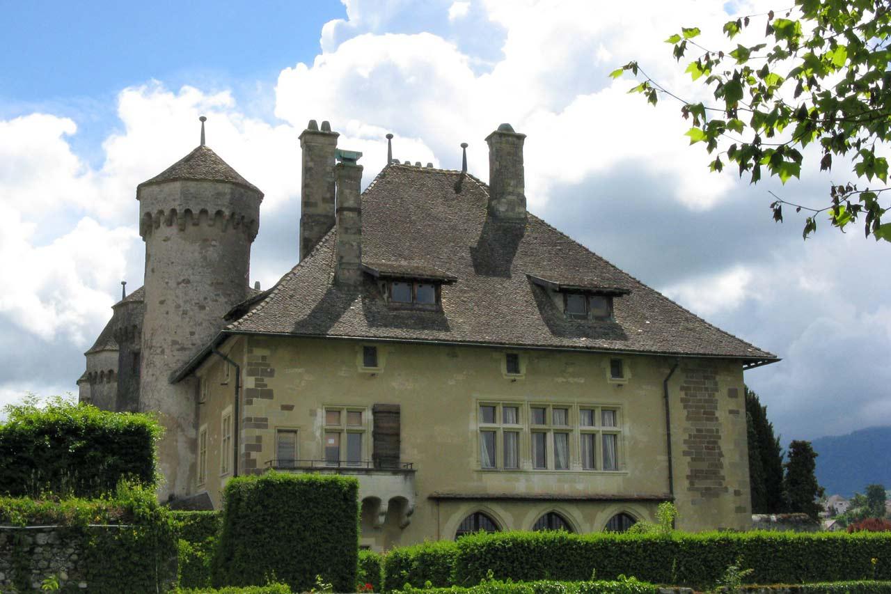 Le château de Ripaille