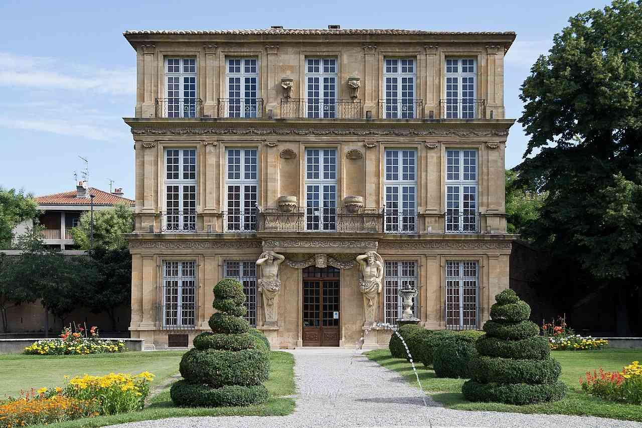 Le musée du Pavillon de Vendôme