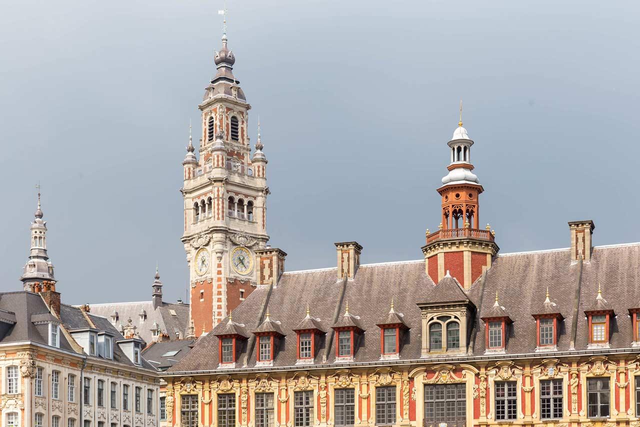 La Vieille Bourse-Lille