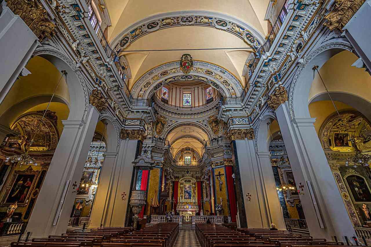 Cathédrale Sainte-Réparate