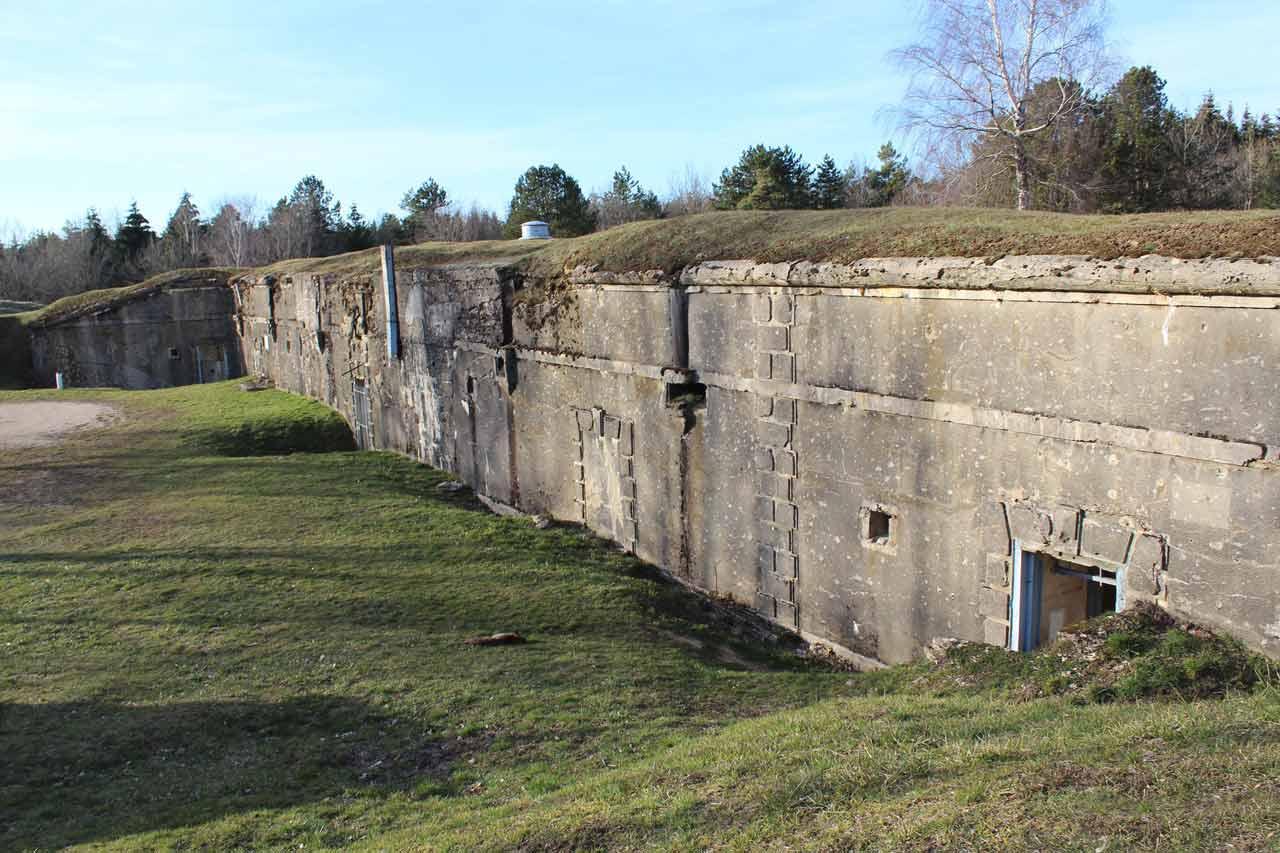 Champs de bataille de Verdun