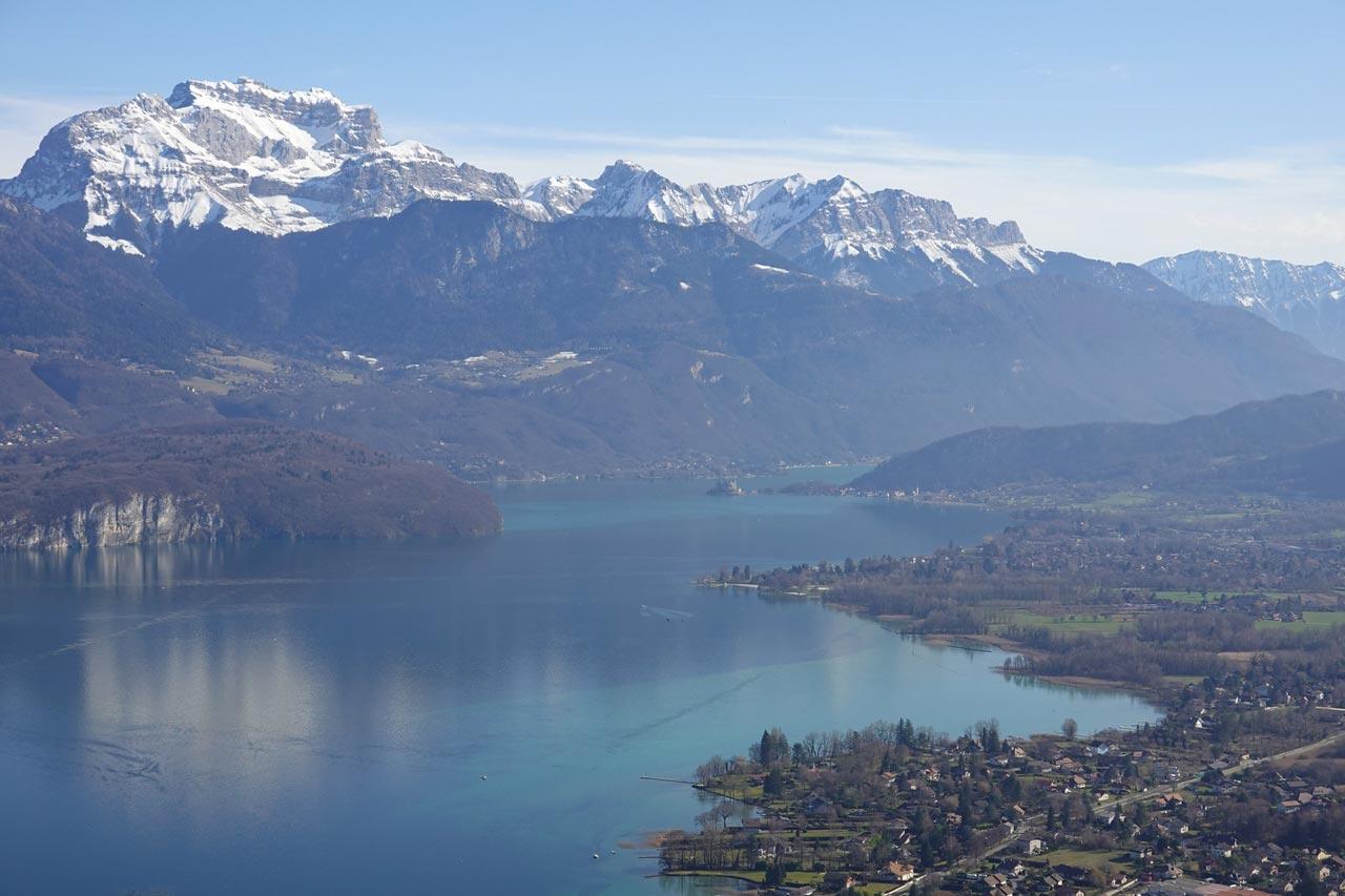 Semnoz-Lake Annecy