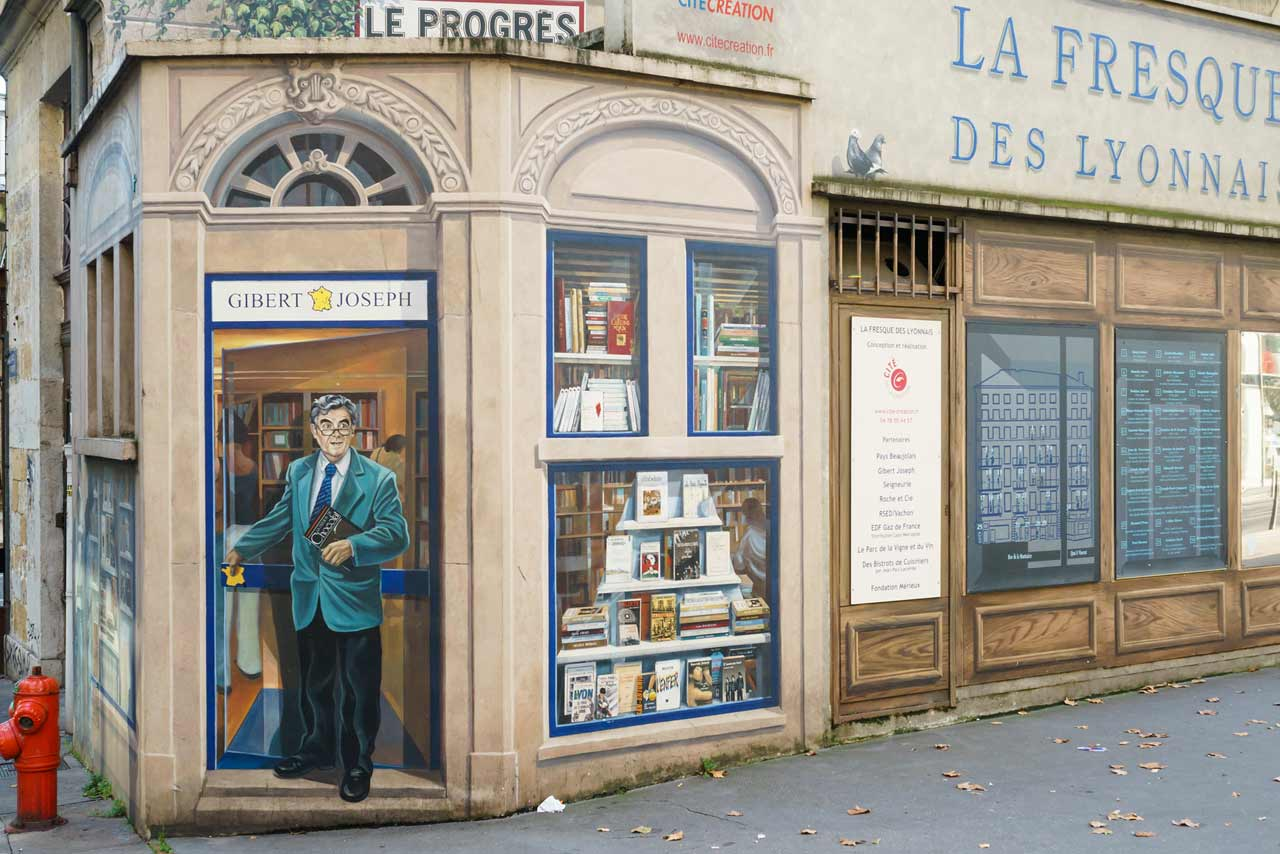 La Fresque de Lyonnais