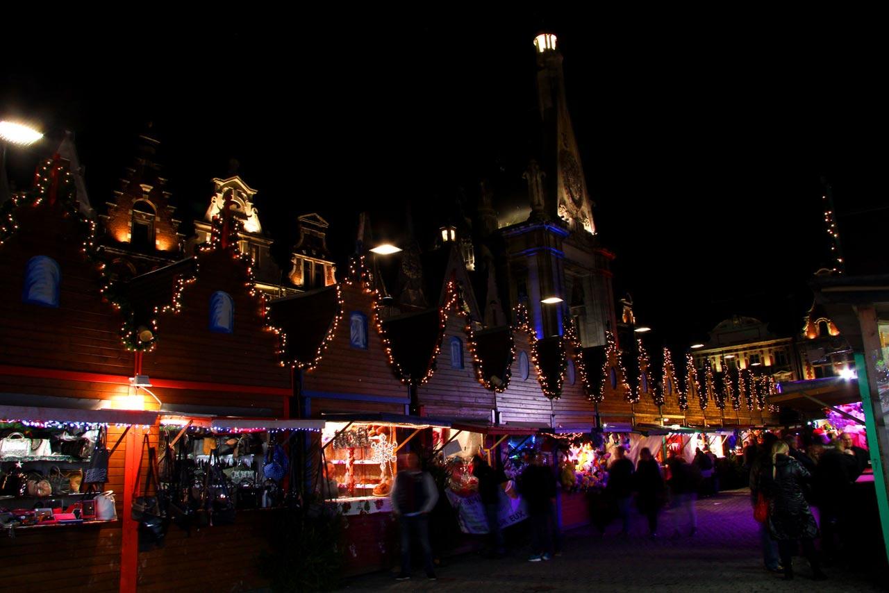 Marché de Noël de Béthune