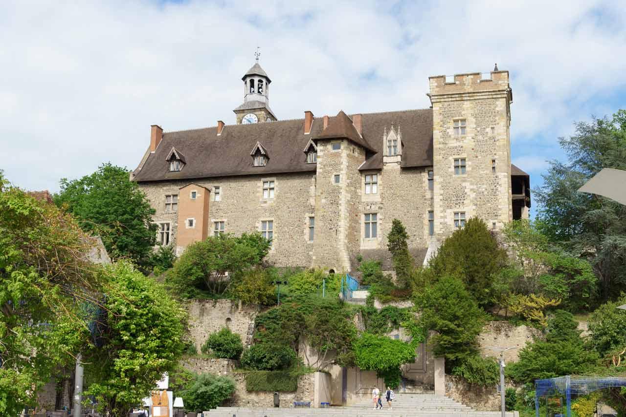 Château des Ducs de Bourbon