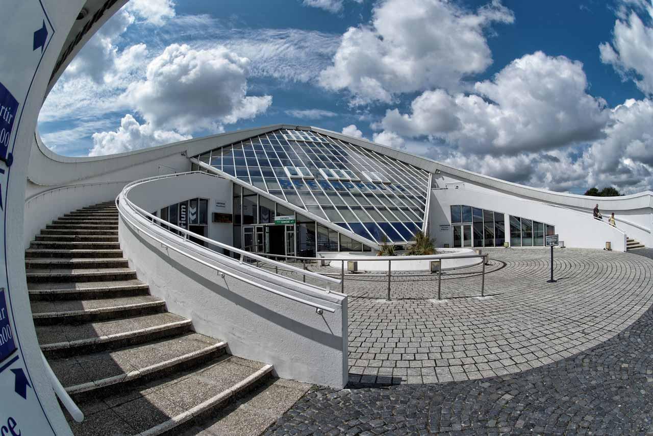 Oceanopolis à Brest