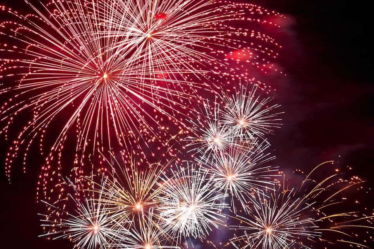 Le festival pyro-mélodique de Royan