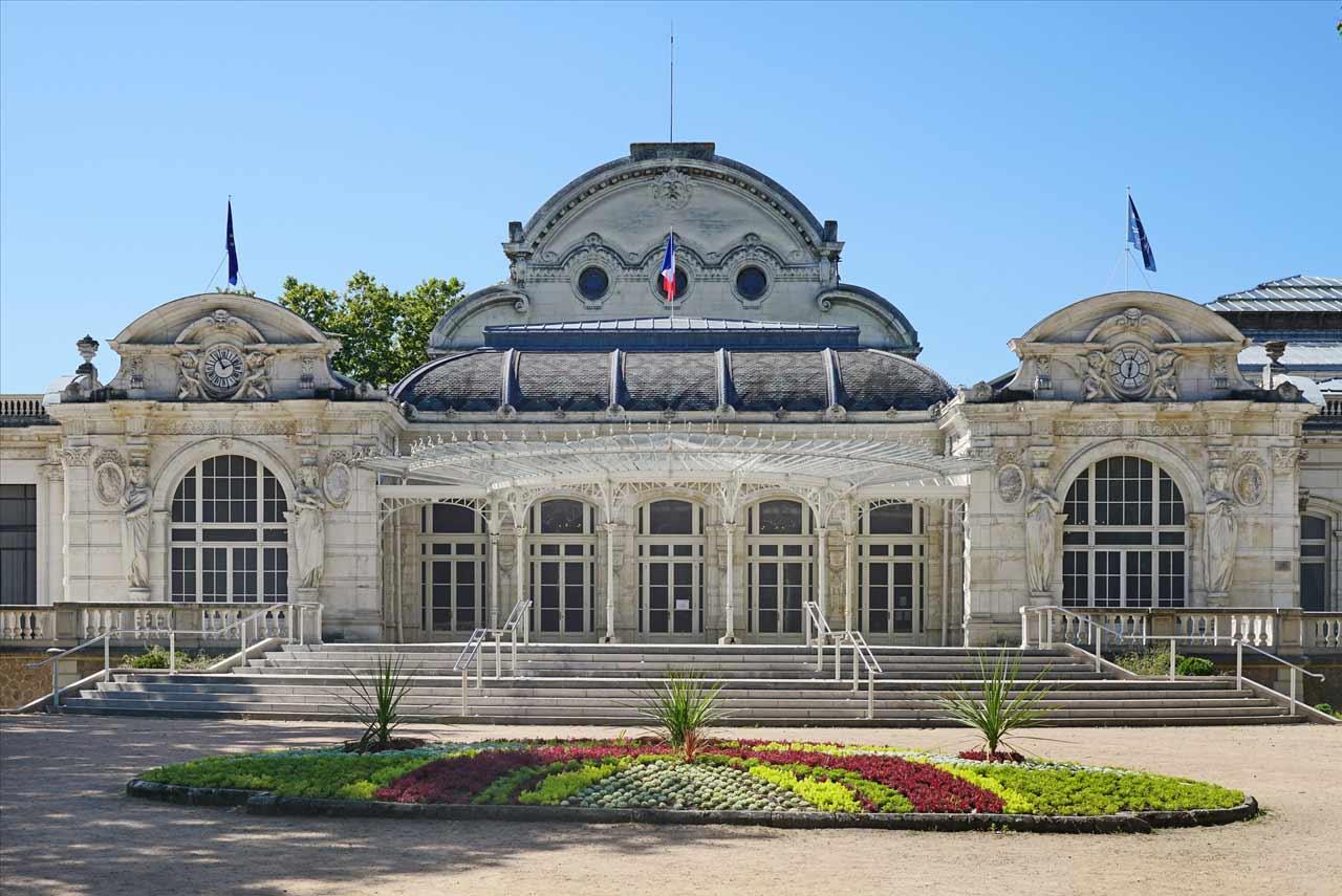 Le Palais des Congrès-Opéra