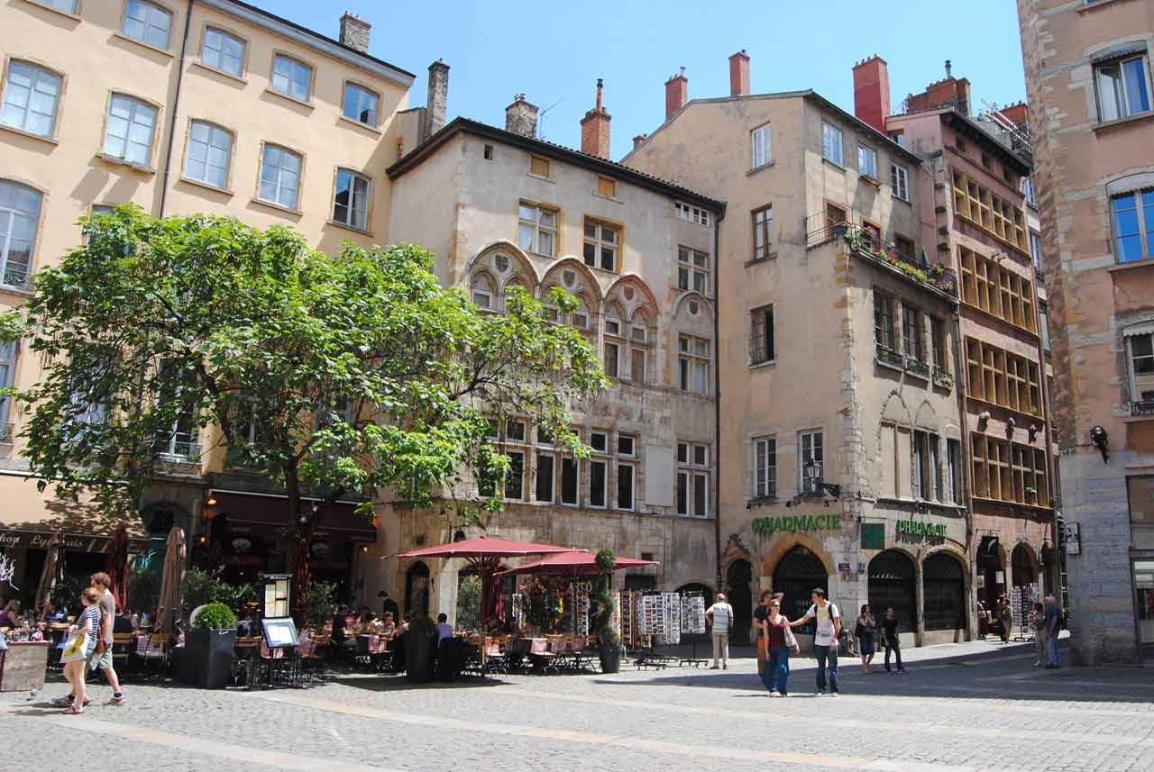Rue Saint-Jean (Lyon)