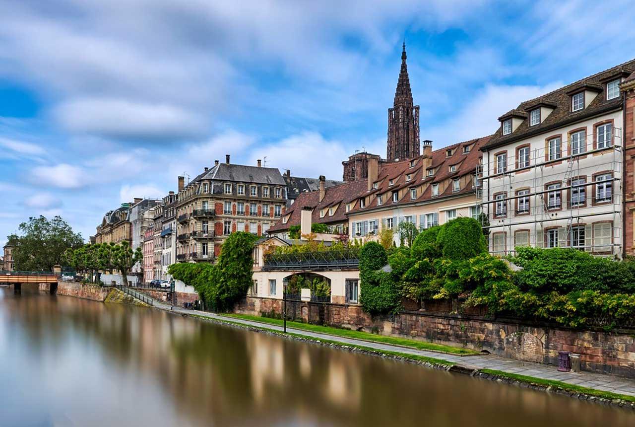 Grande Île-Strasbourg